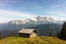 Berge / Alpen und mehr