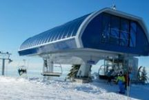 Ski & Snowboard / Some of the best skiing in North America is here in Québec, Canada!