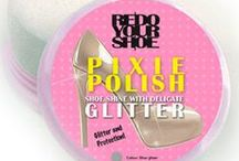 SS14 Shoecare  / Glamorous shoecare for women
