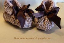 PUNTO BEBE y NIÑOS / baby knits