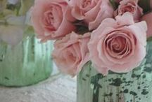 shabby floral