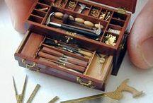 Great Miniature Items / wonderful miniature items, not inside any settings.