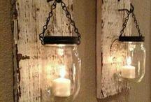 Lights / All types of lamps, chandelier, lights Лампы, люстры, светильники
