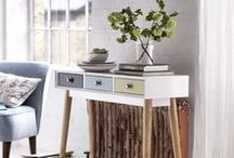 Retro Living / Retro-fy your space with these classic pieces...