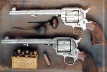 Revolver Pistol 1885