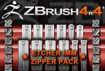 Zbrush collect