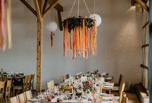 SUMMER WEDDING DECORATION