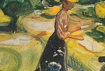 Munch and his friends in Modum / Exhibition at The Works  from 11. May to 22. September, welcome