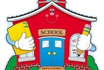 SCHOOL DAYS!! / THE WAY WE WERE!   OH, THOSE WERE THE DAYS!!! / by Pat Parkin