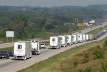 Trucking / R&A Trucking is a full service trucking company ready to service all of your commercial trucking needs. We maintain a company owned and leased fleet of over 100 trucks ready provide day-to-day trucking services as well as local and long-haul direct deliveries.