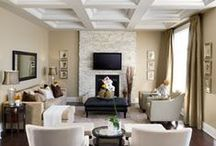 Living Room / great living room design and decor ideas for your new home or remodel