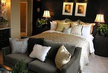 Bedroom / Bedroom design and decor. A few of which come from models and houses we've built