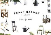 Urban Garden Company webshop