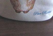 T borduren Beatrix Potter