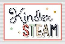 Kindergarten STEAM {Kinder Tribe}