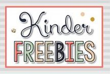 Freebies!  {Kinder Tribe}