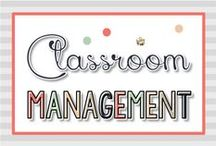 Classroom Management {Kinder Tribe}