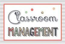 Classroom Management {Kinder Tribe}