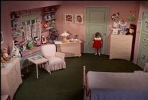 VINTAGE Kids Bedroom Decorating Ideas / Ideas on how to decorate your child's bedroom vintage style.