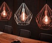 JD ♥s Vintage / Bring some creative and superb Vintage Lighting Solutions into your Home.