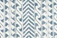 TEXTILE / swooning over patterns