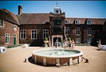 The Tudor Courtyard at Fulham Palace