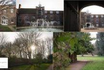 Fulham Palace Gardens / Wedding photos taken within the gardens of London Wedding Venue Fulham Palace