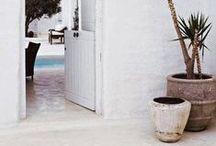 PATIO / interior design // inviting outdoor spaces