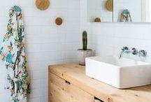 SPA / interior design // luxe showers + bathrooms