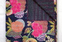 Quilts & kantha