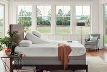 """Tempur - Pedic / """"Transform your quality of sleep, and quality of life with Tempur-Pedic."""""""