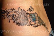 Tattoos I love / by Sati (Lisa) Chappelle