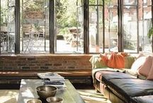 Living spaces  and styling