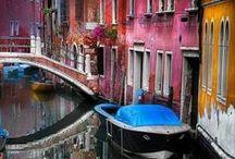 {Travel} Romantic destinations
