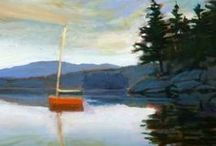 Art | New England Views / Our artists capture the rugged beauty of New England from many perspectives - and in many mediums!