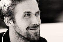 """Mad About Ryan Gosling !! / Ok il est beau à tomber par terre, mais c'est aussi un très bon acteur qui commence à devenir incontournable, avec des films tels que """"N'oublie jamais"""" à """"Gangster Squad"""", """"Drive"""", """"Les Marches du pouvoir"""", """"Blue Valentine"""", """"Crazy Stupid Love"""" et bien d'autres encore ... / by Pauline MAZIN"""