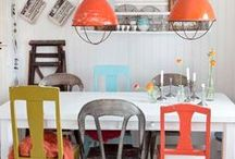 Colorful Living / Colorful Living Inspirations