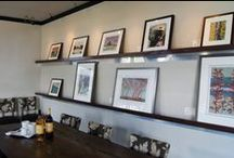 Art | LaBelle Winery / We have recently partnered with Labelle Winery, who offered us a gallery space in their beautiful facility in Amherst, NH. We are thrilled...art and wine make the perfect pairing!
