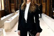 Interview Wear: Women / Fashion and style inspiration to look smart and chic during your next interview. Look smart and the part to make sure you get that dream job.