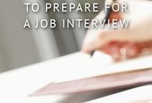 Interview Tips / From telephone interviews to face to face, be prepared with these following tips and tricks!