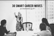 Career Tips & Advice / Need inspiration and motivation in your career? Read these tips and tricks to better your career plan and life!