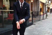 Office Wear - for Men / Fashion inspiration and ideas for your everyday office wear. Casual or suit up, dress to sucess