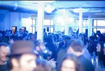 Cocktail & Special Events / We offer the space and support for customized events designed around your brand.