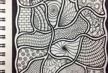 Mandalas/ dibujos