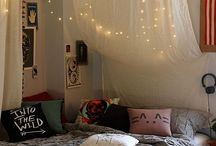Cute Pinterest rooms / Want cute ideas for reorganising your room?
