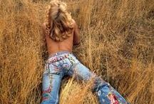 BLUE JEANS / Denim days always a classic. / by Clair Miller