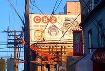 Outdoor Wall Space for Billboard Ads