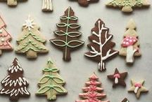 Christmas Ideas and Recipes / It's all about Christmas - cookies, cakes, dinners and decoation