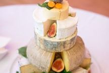 Cheese Cakes & Buffets / Beautiful Decorations with Cheese to set the table and impress your guest.