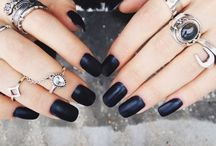 Nails and jewelery